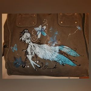Disney Tinkerbell Hot Topic canvas bag
